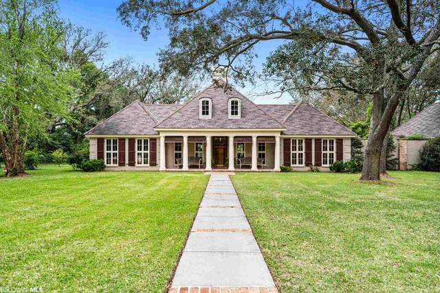 18289 Woodland Drive, Fairhope, AL 36564 (MLS #312799) :: Coldwell Banker Coastal Realty