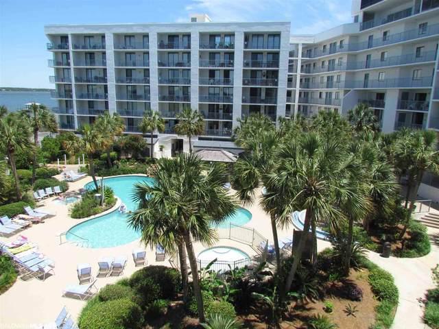 1832 W Beach Blvd 604B, Gulf Shores, AL 36542 (MLS #312804) :: Coldwell Banker Coastal Realty