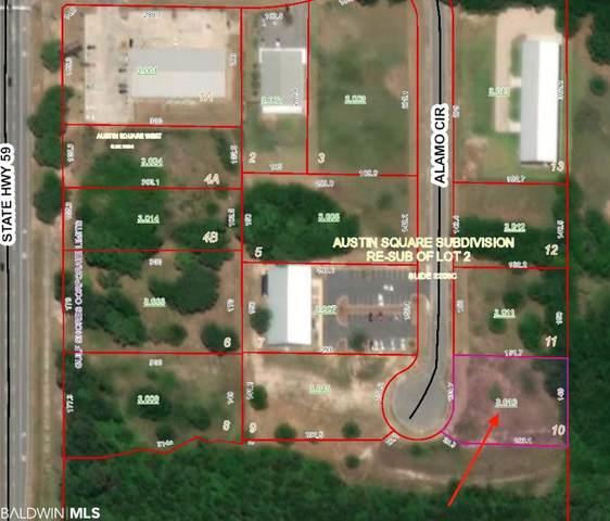 7370 Alamo Circle, Gulf Shores, AL 36542 (MLS #312840) :: Coldwell Banker Coastal Realty