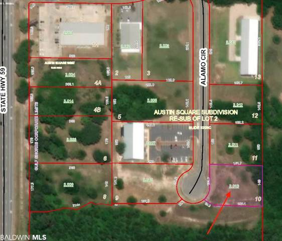 7370 Alamo Circle, Gulf Shores, AL 36542 (MLS #312840) :: Ashurst & Niemeyer Real Estate