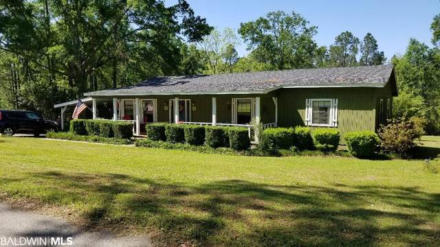 49508 Pimperl Rd, Bay Minette, AL 36507 (MLS #312853) :: Ashurst & Niemeyer Real Estate