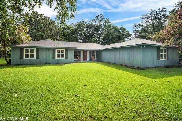 15812 Old Pierce Road, Fairhope, AL 36532 (MLS #312856) :: Elite Real Estate Solutions