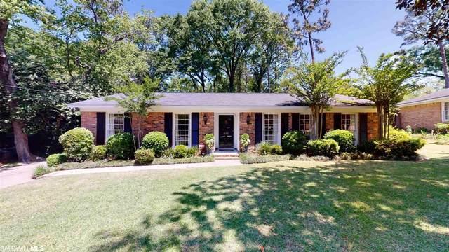 482 Winslow Drive, Mobile, AL 36608 (MLS #312891) :: Gulf Coast Experts Real Estate Team
