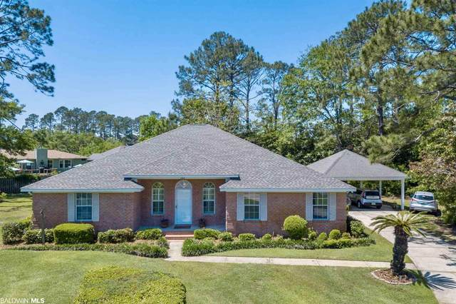 425 Camelia Circle, Gulf Shores, AL 36542 (MLS #312982) :: Mobile Bay Realty