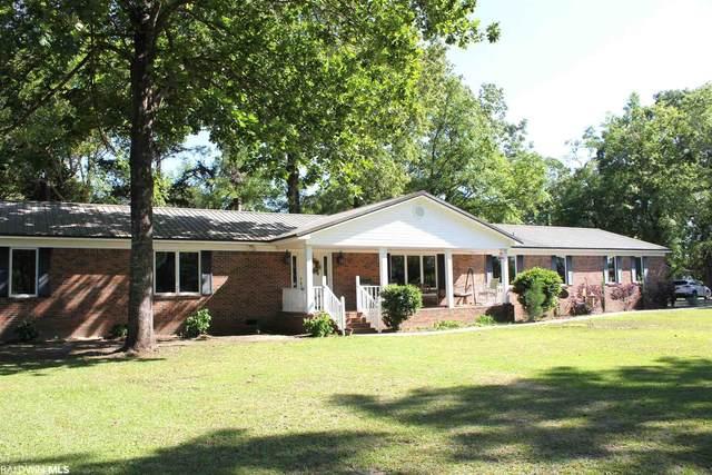 9398 Lakeview Rd, Bay Minette, AL 36507 (MLS #312986) :: Dodson Real Estate Group