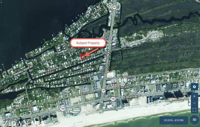135 W 6th Avenue, Gulf Shores, AL 36542 (MLS #312992) :: Sold Sisters - Alabama Gulf Coast Properties