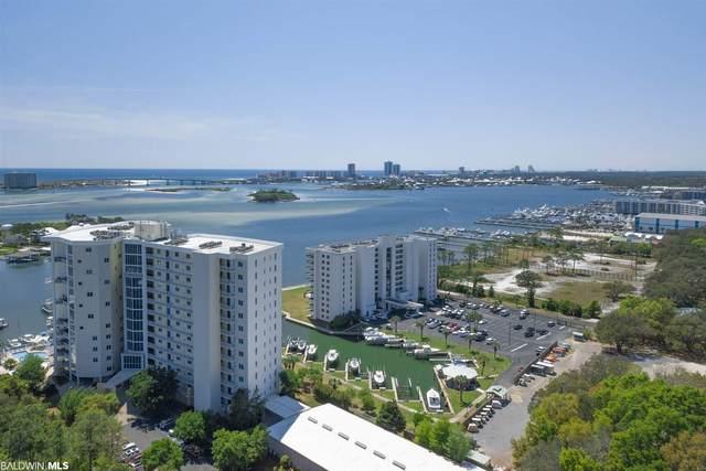 28250 Canal Road #908, Orange Beach, AL 36561 (MLS #313027) :: Alabama Coastal Living