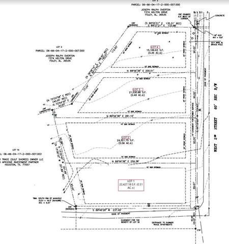 0 W 2nd Street, Gulf Shores, AL 36542 (MLS #313057) :: Sold Sisters - Alabama Gulf Coast Properties