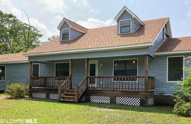 10765 Whitehouse Fork Road Ext., Bay Minette, AL 36507 (MLS #313060) :: Sold Sisters - Alabama Gulf Coast Properties