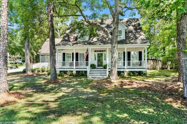 147 Bayview Drive, Daphne, AL 36526 (MLS #313082) :: Elite Real Estate Solutions