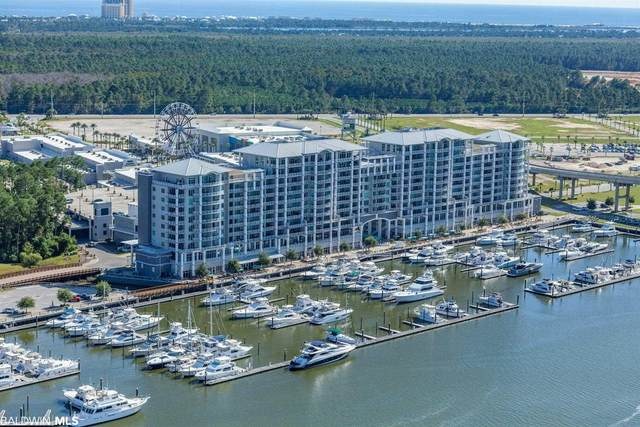 4851 Wharf Pkwy #806, Orange Beach, AL 36561 (MLS #313099) :: Levin Rinke Realty