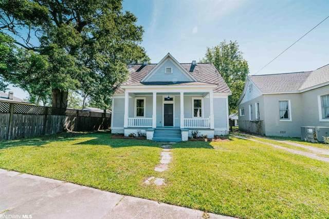 7 Hannon Av, Mobile, AL 36604 (MLS #313107) :: Sold Sisters - Alabama Gulf Coast Properties
