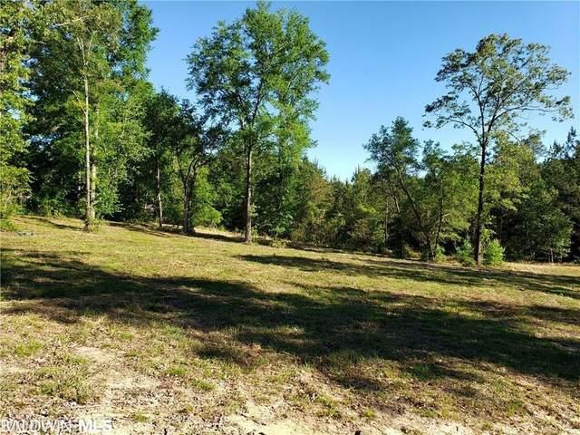 0 Gold Stream Drive, Saraland, AL 36571 (MLS #313114) :: Sold Sisters - Alabama Gulf Coast Properties
