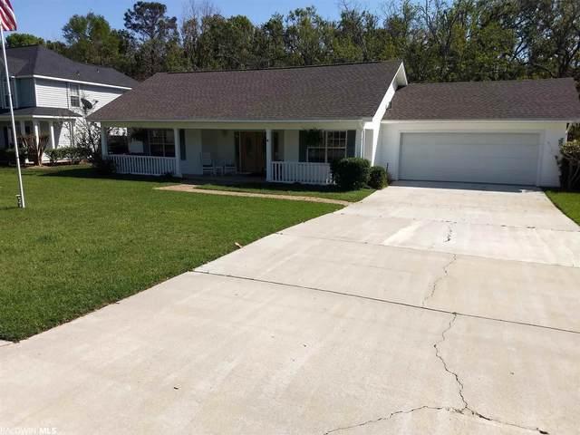 20645 Lowry Drive, Fairhope, AL 36532 (MLS #313150) :: Mobile Bay Realty