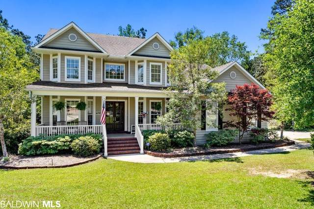 9102 Magnolia Court, Daphne, AL 36527 (MLS #313156) :: Sold Sisters - Alabama Gulf Coast Properties