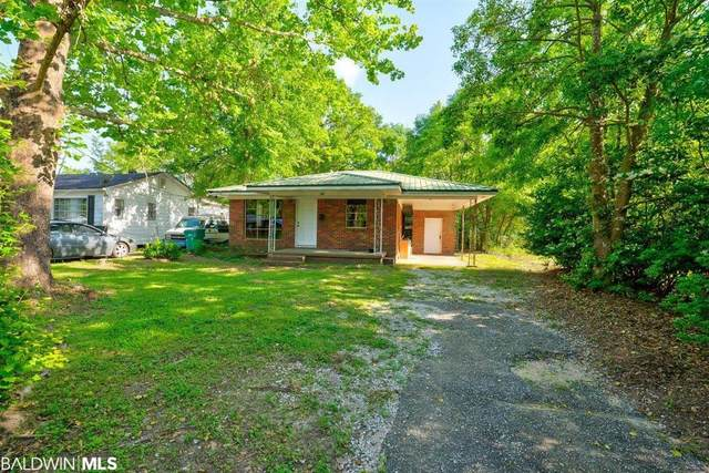 313 11th Avenue, Chickasaw, AL 36611 (MLS #313157) :: Alabama Coastal Living