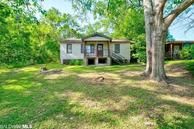 524 6th Avenue, Chickasaw, AL 36611 (MLS #313163) :: RE/MAX Signature Properties