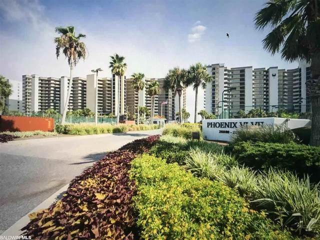 26802 Perdido Beach Blvd #916, Orange Beach, AL 36561 (MLS #313187) :: Crye-Leike Gulf Coast Real Estate & Vacation Rentals