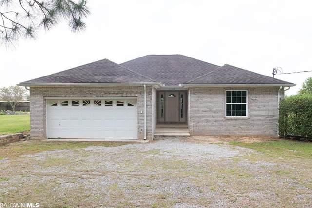 15364 County Road 66, Loxley, AL 36551 (MLS #313191) :: Ashurst & Niemeyer Real Estate