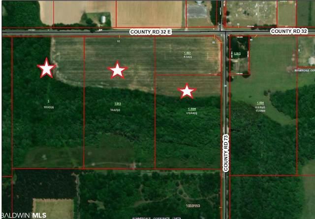 0 County Road 32, Summerdale, AL 36580 (MLS #313236) :: Sold Sisters - Alabama Gulf Coast Properties