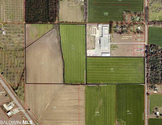 0 County Road 28, Summerdale, AL 36580 (MLS #313237) :: Sold Sisters - Alabama Gulf Coast Properties