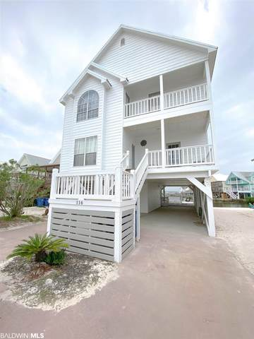 116 Sand Dune Drive, Gulf Shores, AL 36542 (MLS #313300) :: Sold Sisters - Alabama Gulf Coast Properties