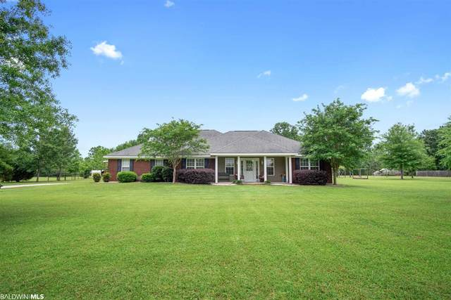 17139 County Road 68, Loxley, AL 36551 (MLS #313315) :: Elite Real Estate Solutions