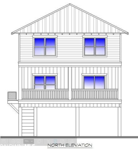 4576 Walker Key Blvd, Orange Beach, AL 36561 (MLS #313337) :: Ashurst & Niemeyer Real Estate