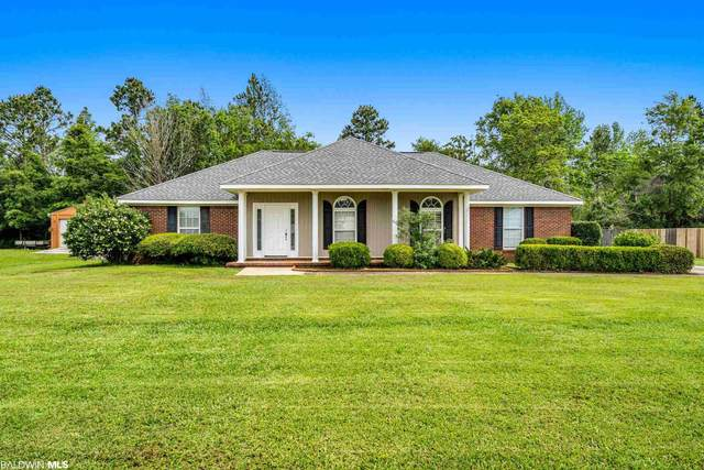 9683 Silverwood Drive, Fairhope, AL 36532 (MLS #313418) :: Sold Sisters - Alabama Gulf Coast Properties