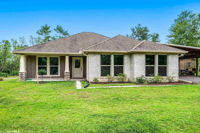 26201 E Ponderosa Farm Road, Robertsdale, AL 36567 (MLS #313446) :: Mobile Bay Realty