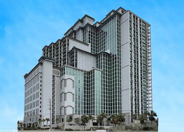 23450 Perdido Beach Blvd #1916, Orange Beach, AL 36561 (MLS #313448) :: Gulf Coast Experts Real Estate Team