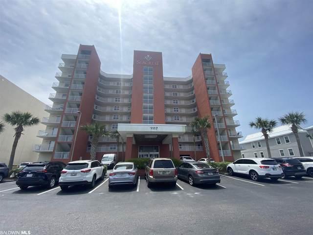 1117 W Beach Blvd #904, Gulf Shores, AL 36542 (MLS #313450) :: Gulf Coast Experts Real Estate Team