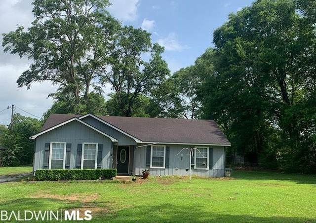 8270 Mark Dr, Citronelle, AL 36522 (MLS #313461) :: Elite Real Estate Solutions
