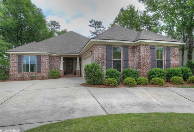 244 Wentworth Street, Fairhope, AL 36532 (MLS #313468) :: Elite Real Estate Solutions
