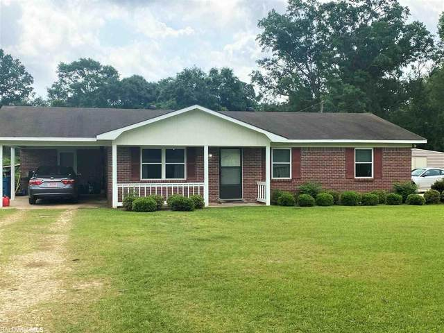 3726 Old Highway 31, Flomaton, AL 36441 (MLS #313469) :: Elite Real Estate Solutions