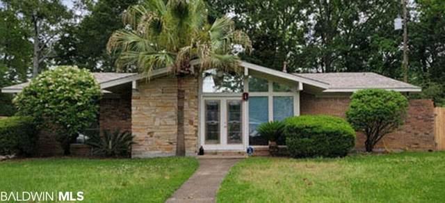 29 Cullen Dr, Mobile, AL 36606 (MLS #313470) :: Coldwell Banker Coastal Realty