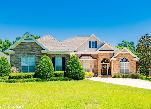 8191 Pine Run, Spanish Fort, AL 36527 (MLS #313471) :: Ashurst & Niemeyer Real Estate