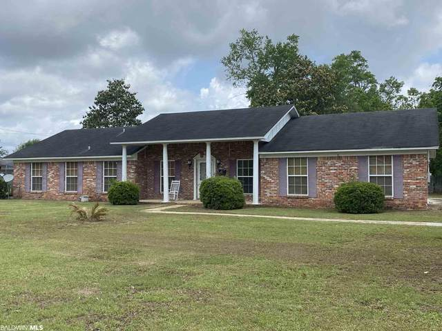 219 Mcrae Street, Atmore, AL 36502 (MLS #313484) :: Elite Real Estate Solutions