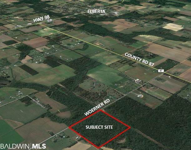 0 Woerner Rd, Elberta, AL 36530 (MLS #313494) :: JWRE Powered by JPAR Coast & County