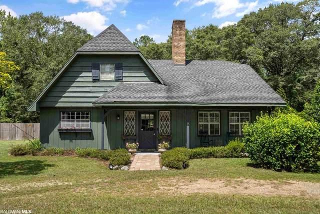 58033 St Hwy 59, Stockton, AL 36579 (MLS #313499) :: Sold Sisters - Alabama Gulf Coast Properties