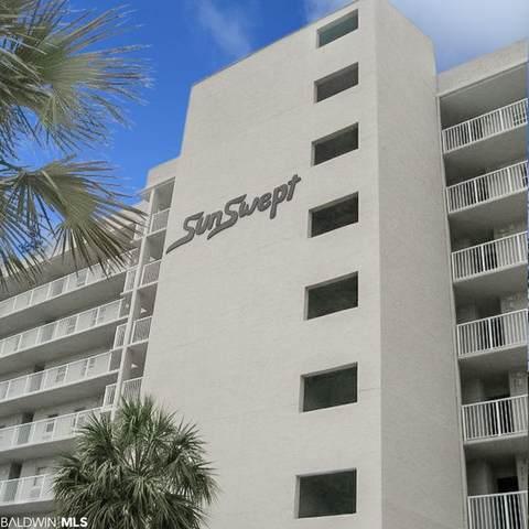 25300 Perdido Beach Blvd #506, Orange Beach, AL 36561 (MLS #313500) :: Elite Real Estate Solutions