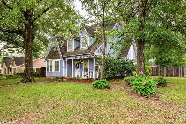 5515 Windmill Dr, Mobile, AL 36693 (MLS #313507) :: Elite Real Estate Solutions