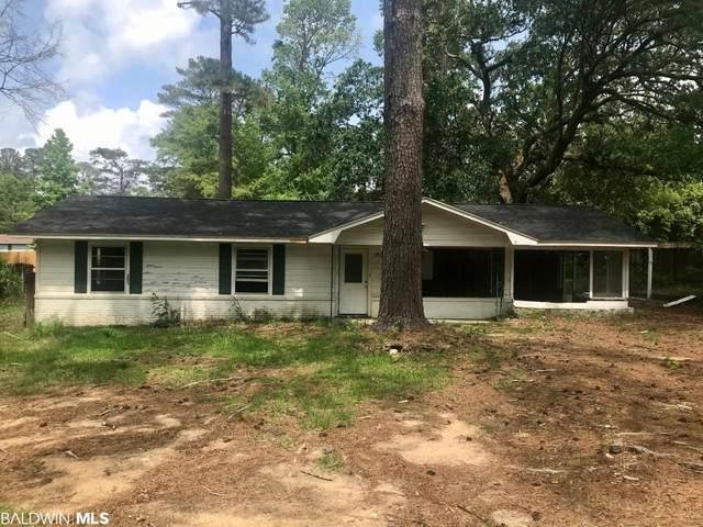 1606 Clark Avenue, Bay Minette, AL 36507 (MLS #313518) :: Sold Sisters - Alabama Gulf Coast Properties