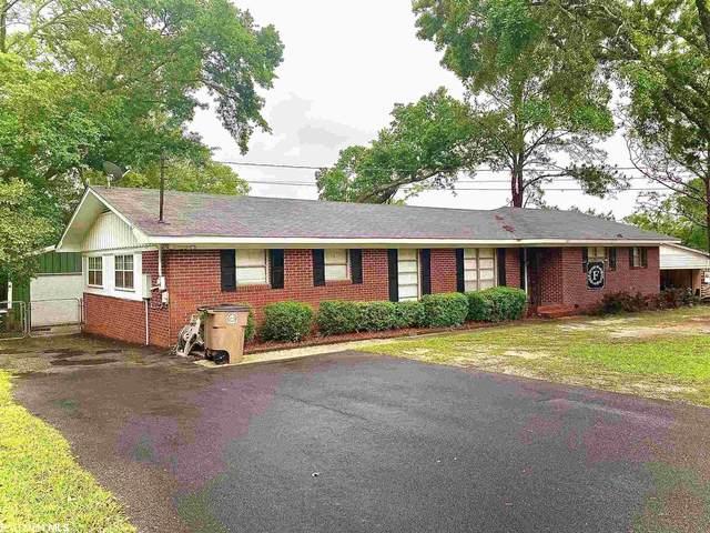 4211 Winchester Drive, Mobile, AL 36693 (MLS #313527) :: Sold Sisters - Alabama Gulf Coast Properties