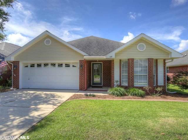 149 Cypress Lane, Fairhope, AL 36532 (MLS #313539) :: Sold Sisters - Alabama Gulf Coast Properties