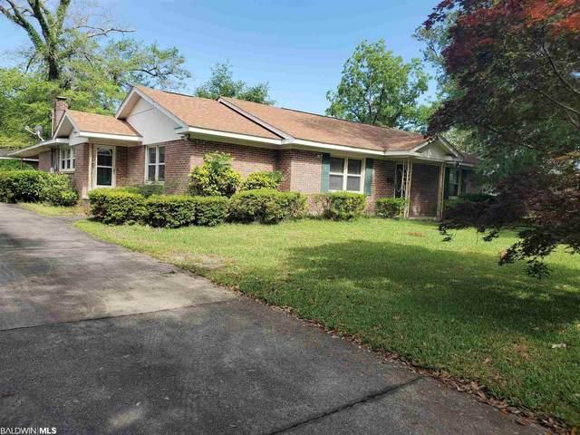 1513 Belleville Avenue, Brewton, AL 36426 (MLS #313568) :: Coldwell Banker Coastal Realty