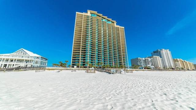 23972 Perdido Beach Blvd #1407, Orange Beach, AL 36561 (MLS #313578) :: Coldwell Banker Coastal Realty