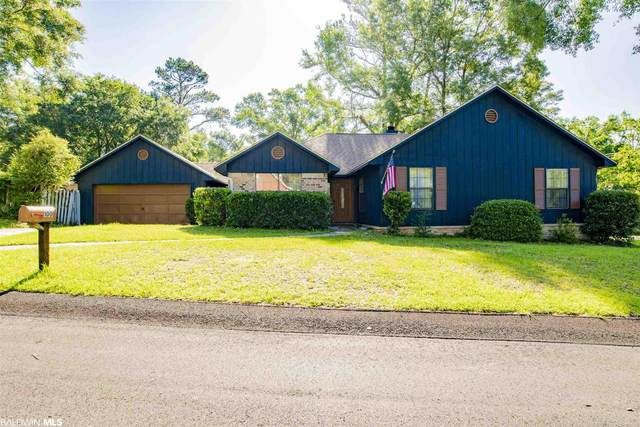100 Milburn Circle, Daphne, AL 36526 (MLS #313604) :: Sold Sisters - Alabama Gulf Coast Properties