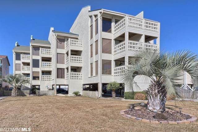 1144 W Beach Blvd 15D, Gulf Shores, AL 36542 (MLS #313614) :: Alabama Coastal Living