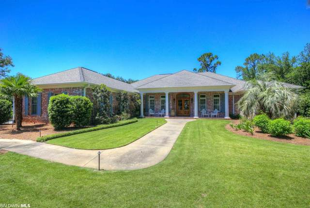 6411 Beaver Creek Drive, Fairhope, AL 36532 (MLS #313617) :: Ashurst & Niemeyer Real Estate